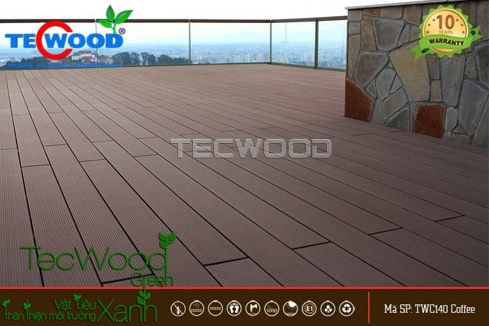 Tìm hiểu về các mức giá mới nhất của gỗ nhựa ngoài trời lót sàn sân thượng