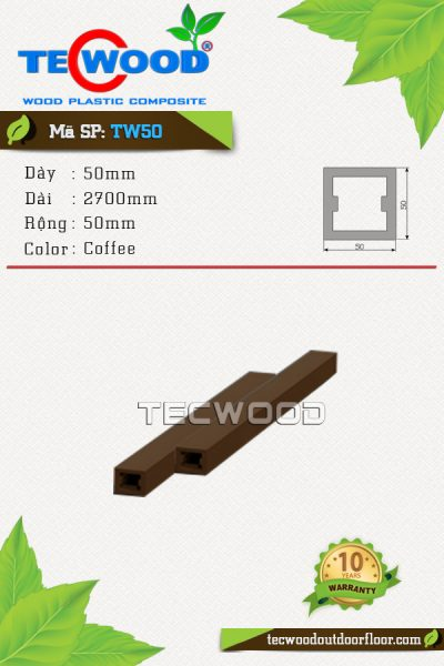 thanh-lam-go-nhua-tecwood-tw50-coffee
