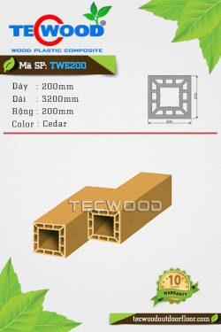 tru-cot-go-nhua-tecwood-twe200-cedar