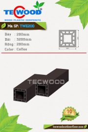 tru-cot-go-nhua-tecwood-twe200-coffee